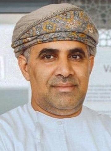 Dr Khalfan bin Said bin Mubarak Alshuaili