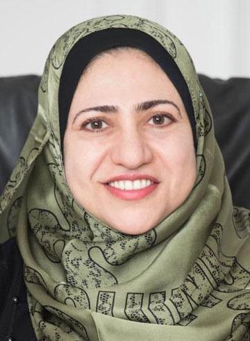 Dr Rahma bint Ibrahim bin Said Almahrouqiyah