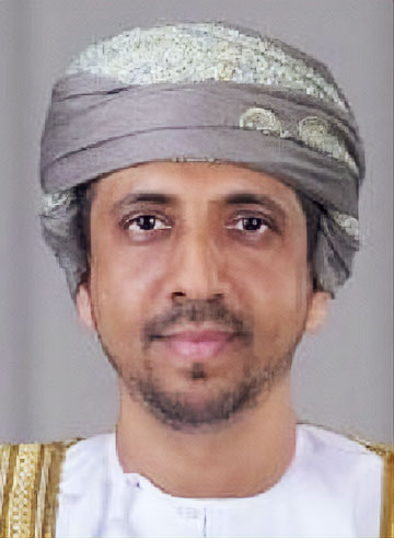 Sayyid Ibrahim bin Saeed bin Ibrahim Albusaidi