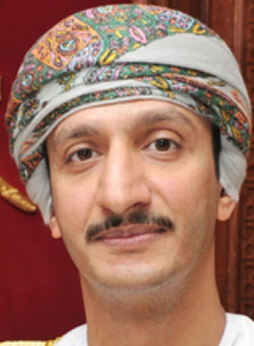 Sayyid Saud bin Hilal bin Hamad Albusaidi