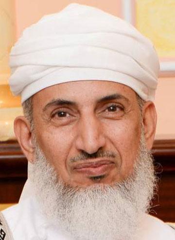 Sheikh Abdullah bin Mohammed bin Abdullah Alsalmi